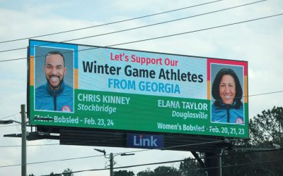 We support our Winter Games Athletes