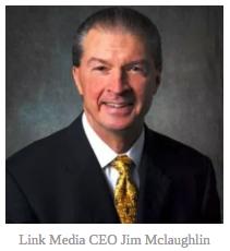 Link Media's Jim McLaughlin to Retire