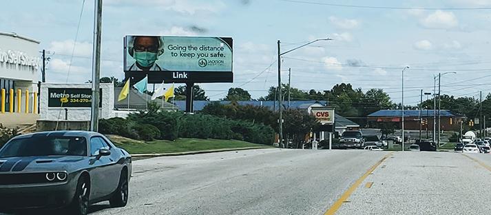 Alabama Outdoor Digital Billboards