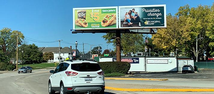 Kankakee, Illinois Billboards | Link Media Outdoor - OOH ...