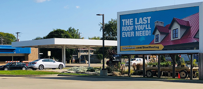 LaSalle, Illinois Billboards