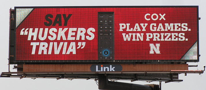 Omaha, Nebraska Digital Billboard Advertising