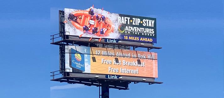 West Virginia Billboards